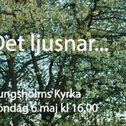 Det ljusnar… HSK sjunger in våren!