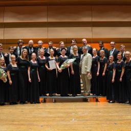 HSK vinnare av Grand Prix i Grieg International Choir Festival